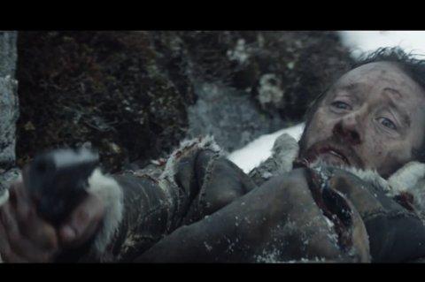 """DRAMATISK FLUKT: Thomas """"Finger'n"""" Gullestad spiller hovedrollen som Jan Baalsrud i """"Den 12. mann"""". Nå trengs det statister og flere roller til storfilmen."""