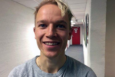 Christer Johnsgård scorer på B-laget, men får ikke plass i A-troppen.