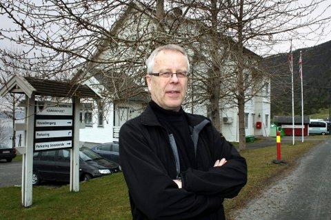 Tidligere ordfører Odd Arne Andreassen i Tranøy.