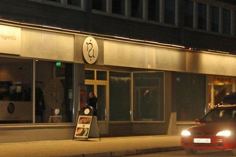 I PLUSS: Restauranten, som er blant byens mest innbringende, klarte å snu et minus på vel én million kroner i 2014, til pluss én million i fjor.