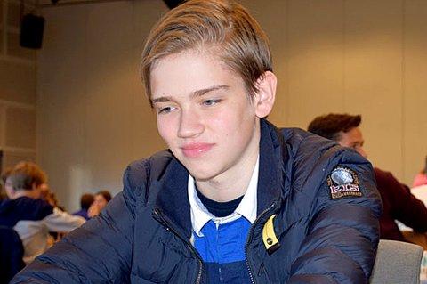 Tor Fredrik Kaasen fra Tromsø er bare 14 år, og leverer prestasjoner helt utenom det vanlige.