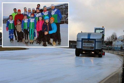 Tromsø Kommune har i sitt budsjett sikret videre drift av kunstisbanen i Tromsdalen, gjennom årlige tilskudd på 1,7 millioner kroner frem til og med 2020.