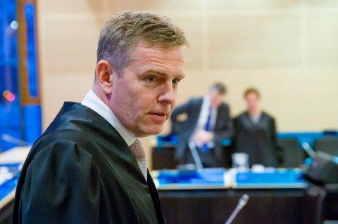 FAMILIEVOLD: Statsadvokat Torstein Lindquister har tatt ut familievoldstiltalen mot den 26-årige tromsømannen.