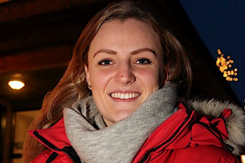 Susann Bjørnsen er av Nordlys' lesere kåret til årets nordnorske idrettsnavn i 2016.