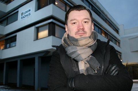 KRITISK: Kommunestyremedlem Jasmin Agovic-Nordaas (V) misliker lønnshoppet til toppene i Lenvik.