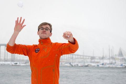 Bjarne Martinsen og TSI inviterer i neste uke til Studentleker i Tromsø for aller første gang.