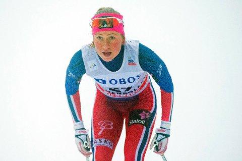 Silje Theodorsen ble nummer fire i U23-VM torsdag.
