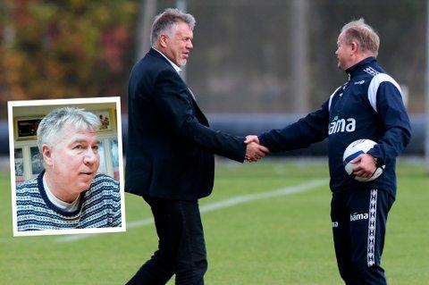 TIL-direktør Ulf Johansen mener Kjetil Siem og co. i Norges Fotballforbunds ledelse bare taper på ikke å være åpne om alle detaljer.