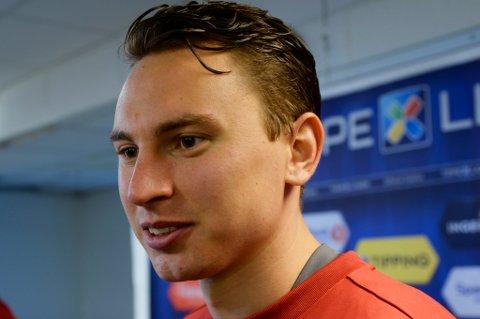 Marcus Hansson pådro seg en lei hodeskade i Djurgårdens andre cupkamp, og klarte ikke å huske hvilket lag han spilte for.