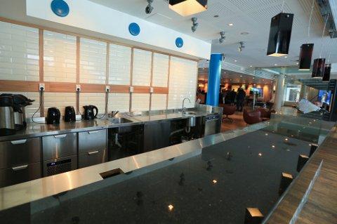 Kaffebønna har lagt ned to filialer i Tromsø.