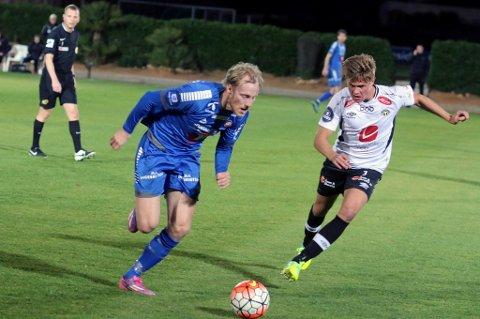 TIL og Sogndal spilte uavgjort 0-0 på La Manga. Foto: Torje Dønnestad Johansen.