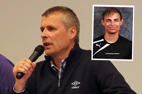 TILs utviklingssjef Truls Jenssen får inn danske Kim Leth Andersen (innfelt) gjennom NTG-systemet som trener for NTG og TILs G16-spillere.
