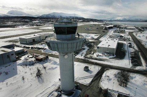 SNART NYE SKISSER: I neste måned kommer skissene over hvordan man ser for seg Tromsø lufthavn i fremtiden.