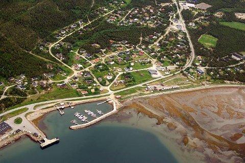DYR: Storfjord kommune, her representert ved Skibotn, er Norges dyreste gebyrkommune.