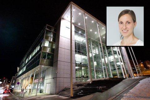 BYTTER JOBB: Gudrun Gulldahl begynner i Sparebanken Nord-Norge, etter to og et halvt år som kommunikasjonsrådgiver i Tromsø kommune.