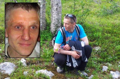 DREPT OG SAVNET: Hermod Magne Steinsund (innfelt) ble funnet skutt hjemme, mens Stein Håvard Larsen har vært sporløst forsvunnet siden september 2014.