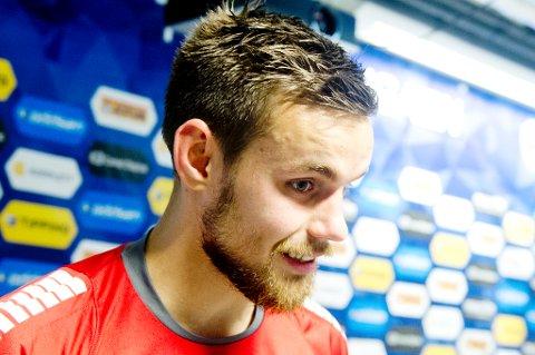 Remi Johansen fikk et tøft gjensyn med sine gamle lagkamerater i TIL da det endte 0-3 i Vestlandshallen i generalprøven før seriestart.