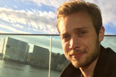 SAVNET: Kay-Morten Rasmussen (27) ble sist sett natt til lørdag. Tirsdag bekrefter nederlandsk politi overfor Nordlys at forsvinningen behandles som en savnet-sak.