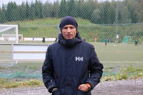 Roger Nilsen gir seg som NTG-trener.