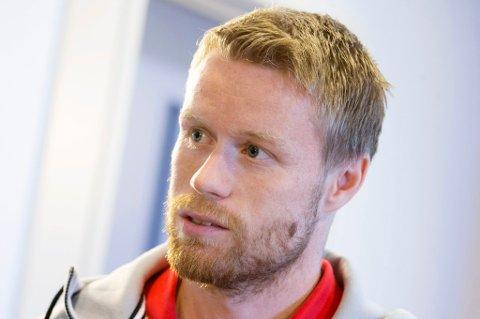 Tom Høgli har slitt benken i ti strake seriekamper for FC København, uten å komme på banen.