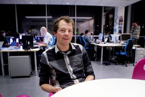 GA OPP USA: Kim Daniel Arthur, multigründer, nå møbelsnekker og investor.