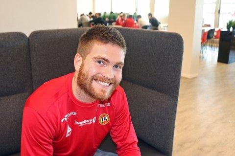 Gudmund T. Kongshavn er takknemlig overfor TIL for tålmodigheten de viste med han i 2015. Nå jakter han landslagsplass.