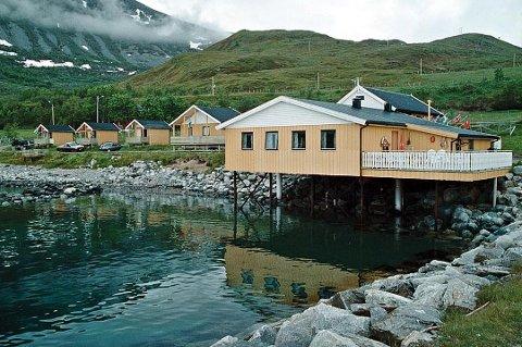 SELGES: Vannøy Sjøcamping skal selges.
