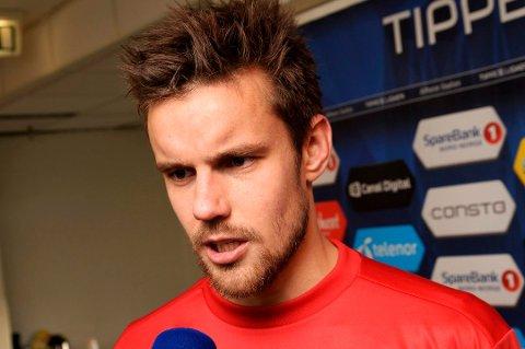 Remi Johansen var skuffet etter tapet mot gamleklubben
