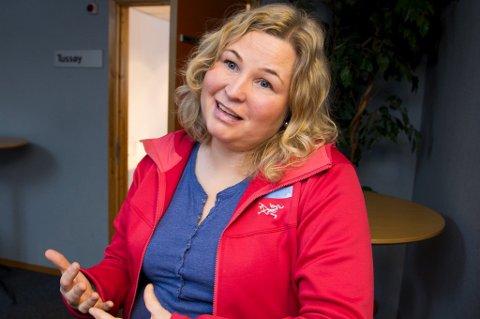Britt LEandersen og Tromsø Idrettsråd inviterer til inkluderingsseminar i neste uke.