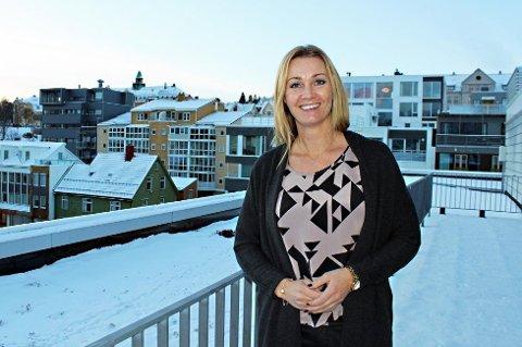 FOR OFFENTLIGHET: I fjor ble Anne Berit Figenschau valgt inn som medlem i idrettsstyret. Nå maner hun sine egne styrekolleger til å åpne opp for offentligheten.
