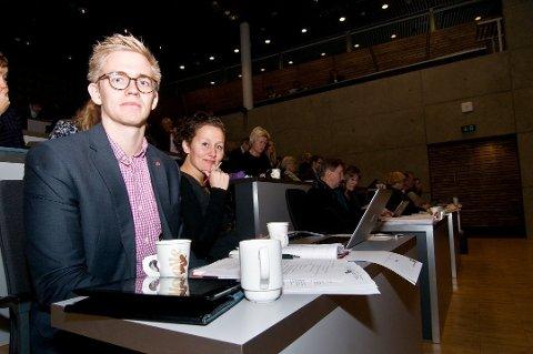 RYDDEJOBB: Utdanningsbyråd Brage Larsen Sollund, vil gi søskenmoderasjon i SFO. Ordningen innføres til høsten.