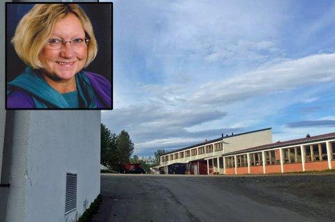 Marit Falkensten ved Sommerlyst skole har vært norsklærer i 35 år, og er også sensor ved årets eksamen. Hun reagerte på årets eksamen. Foto: Privat/Magnus Aamo Holte