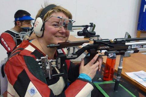 Sonja Tobiassen fra Kalotten MSL er klar for sitt andre Paralympics.