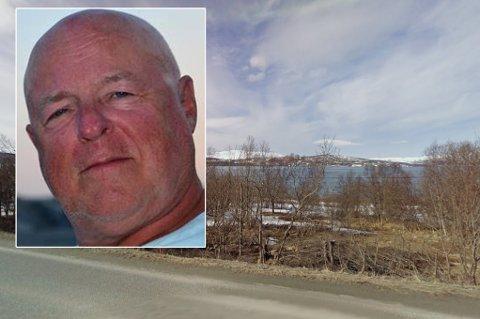 REAGERER: Erling Briskemyr bor i Opalveien i Kroken. Rett nedenfor får han et nytt boligprosjekt som nabo - et prosjekt han mener blir langt større enn han hadde lovet.