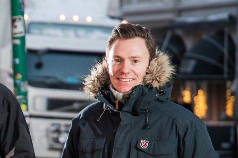 Eirik Linaker Berglund. Foto: Ole Åsheim