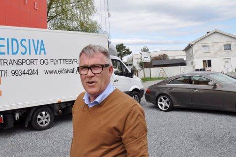Sentrumsforeninga i Tromsø ønsket å ha butikkene i sentrum åpen på de tre travleste søndagene i sommer. Det var ikke alle enige i. Foto: Jon Bernt Høigård