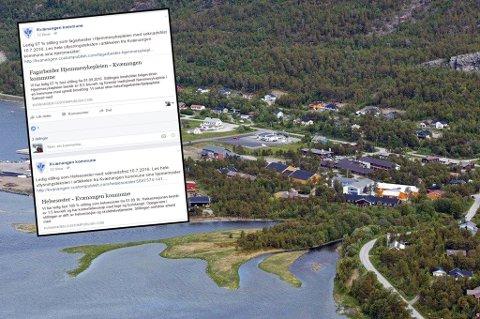 Foto: Skjermdump Facebook/Arkivfoto