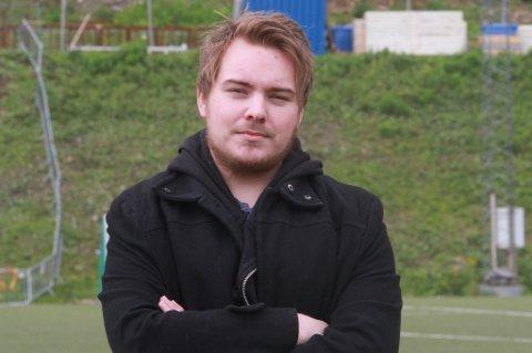 KVINNEFOTBALL TGS: Thor-Gøran Sørensen driver Kvinnefotball TGS.