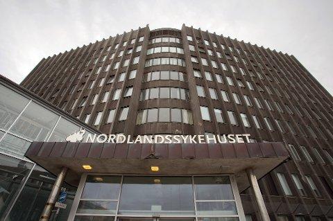 Nordlandssykehuset suspenderte legen etter hendelsen. Foto: NTB scanpix