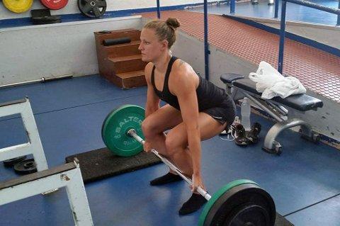 Tynge styrketrening har gjort Susann Bjørnsen betydelig sterkere på ett år. Styrken har hun klart å omsette i mer fart i bassenget. Så mye at hun endelig er klar for sommer-OL i Rio de Janeiro.