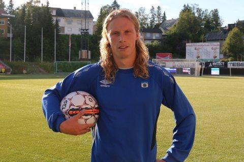 I STORFORM: Lars Henrik Andreassen storspilte for TUIL mot TIL 2 mandag.
