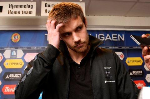 Remi Johansen, her på Alfheim etter Branns 0-1-tap 1. mai i år, har bare fått 184 minutter på banen i årets sesong for medaljejagende Brann. Han tror og håper at han igjen skal være høyaktuell for laget snart.