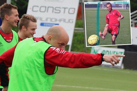 Hans Norbye og Magnus Andersen (innfelt) spilte på TIL-lagene som var nærmest uovervinnelig på Alfheim i 2010, 2011 og 2012.