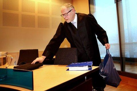 AKTOR: Statsadvokat Torstein Hevnskjel var aktor i rettsaken mot mannen i 40-årene. Vedkommende ble dømt til fengsel i tre år og fem måneder for vold og forsøk på voldtekt.