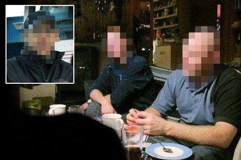 VAR SIKTET: En mann (45) (innfelt), en kvinne (44) og hennes nye kjæreste (43) (til høyre) var siktet for drap inntil Vålnes-saken ble henlagt i fjor sommer.