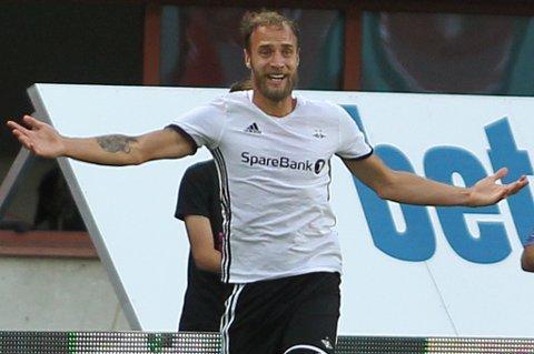 Tore Reginiussen tente Europa-håpet for Rosenborg i kampen borte mot Austria Wien. Torsdag er det returkamp i Trondheim, men 30-åringen slår allerede fast at han vil ytre et ønske om å spille søndagens kamp, når TIL kommer på besøk.