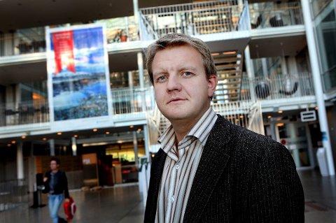 Arbeiderpartiet manipulerer med tall, sier tidligere byrådsleder Øyvind Hilmarsen (H)