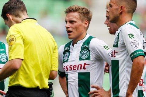 Ruben Yttergård Jenssen fikk spille hele kampen i serieåpningen for hans nye klubb FC Groningen i Nederland. Det gikk ikke akkurat helt veien. Feyenoord reiste hjem til Rotterdam med en 5-0-seier.