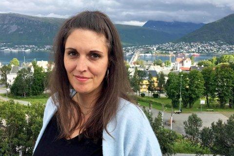 PSYKOLOG: Elisabeth Lianes er som tilknyttet overgrepsmottaket i Tromsø. Hun forteller at bare én voldtektssak hun har jobbet med på to og et halvt år er kommet opp i rettsvesenet. - Kvinner er nærmest fritt vilt i Norge i 2016, sier hun.