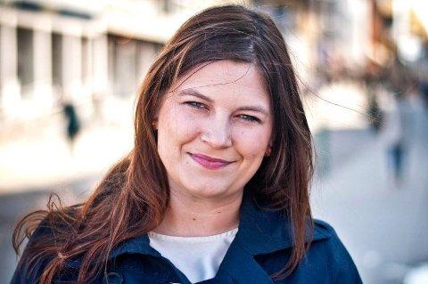 Fylkesrådsleder Cecilie Myrseth i Troms